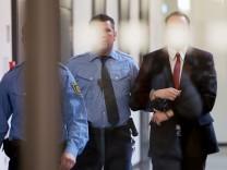 Terrorverdächtiger wegen Körperverletzung vor Gericht