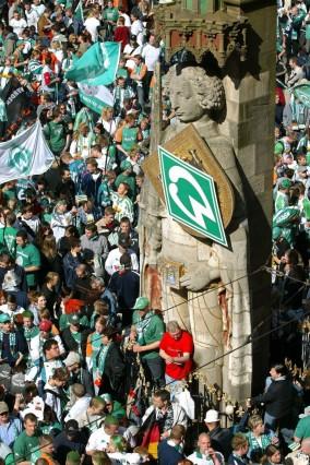 Werder beflügelt derzeit Bremen