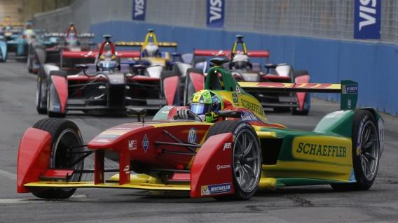 Electric Grand Prix in Berlin