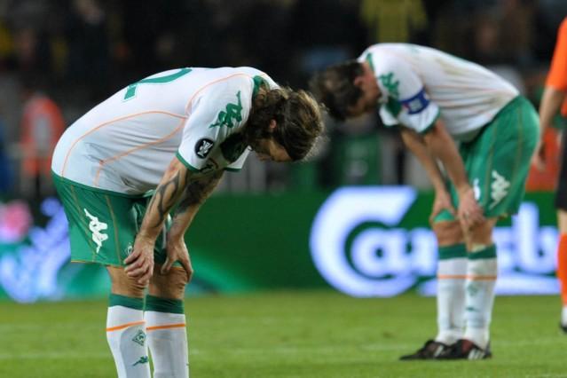 UEFA-Pokal-Finale - Schachtjor Donezk - Werder Bremen