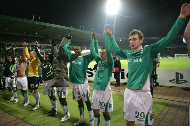 Werder Bremen - Real Madrid