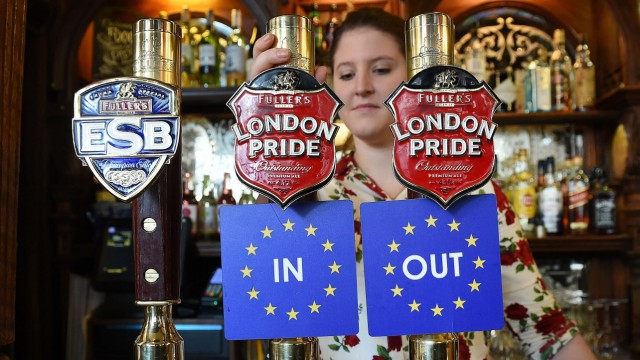 The EU referendum campaign officially begins  across the UK
