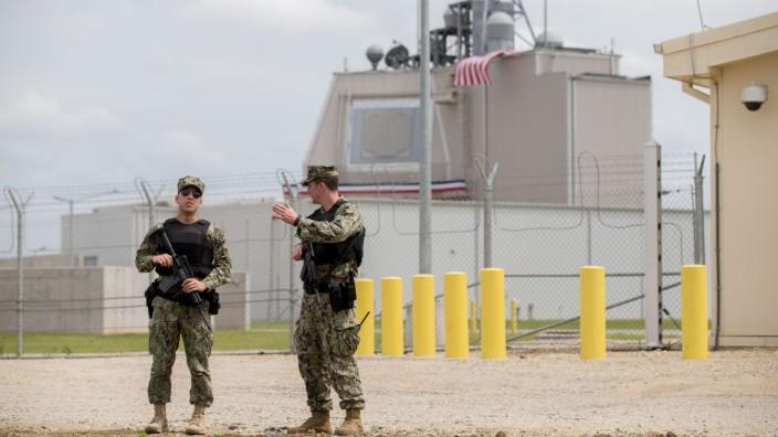 Nato-Abwehrbasis in Rumänien wird eingeweiht