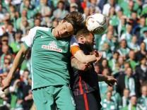 Werder Bremen v Eintracht Frankfurt - German Bundesliga