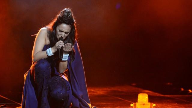 Eurovision ESC-Siegerin Jamala