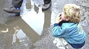 Kinderarmut in Deutschland; ddp