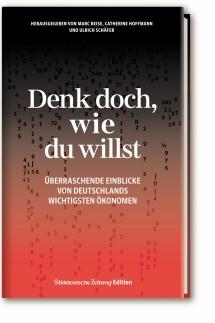 Süddeutsche Zeitung Wirtschaft Ökonomen-Serie