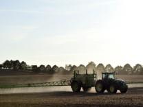 Feldarbeit in Mecklenburg-Vorpommern