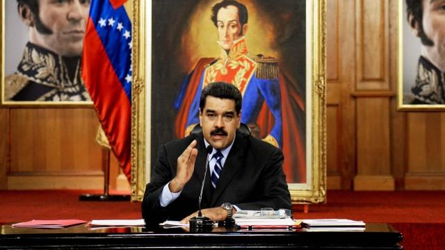 Venezuela Staatskrise in Venezuela