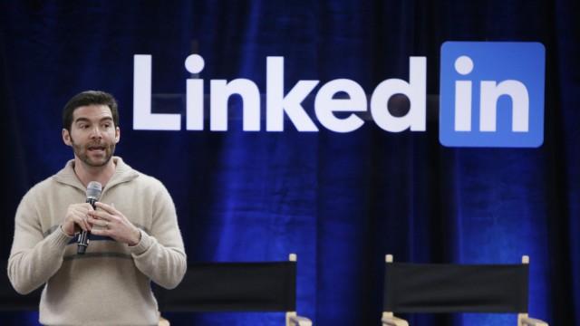 Jeff Weiner; LinkedIn