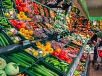 Supermarkt - Gemüse