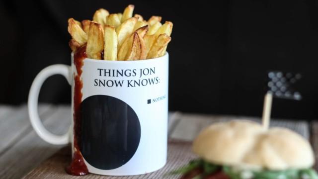 Game of Thrones Burger zu Bestem Rezept von guteguete.at