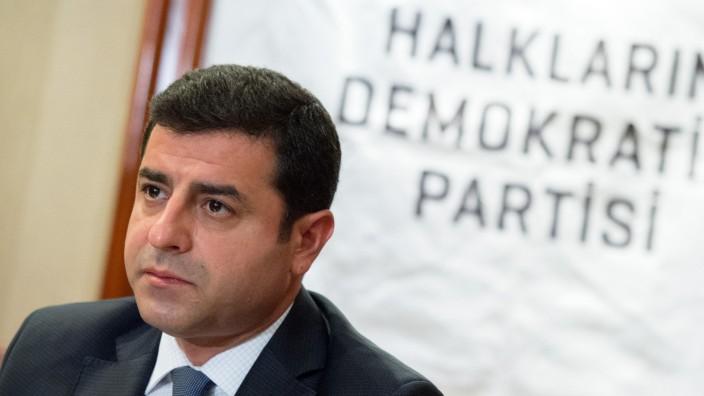 Pro-kurdische Partei HDP