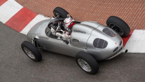 Der Porsche 804 beim historischen Formel-1-Grand Prix in Monaco