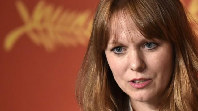 Maren Ade beim Filmfestival in Cannes