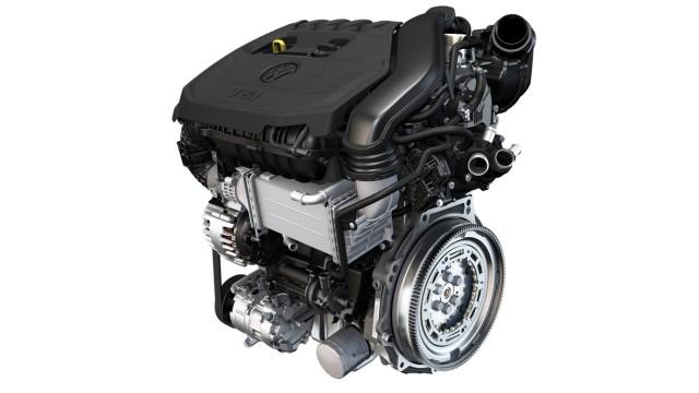 Neuer 1.5 TSI Benzinmotor von VW