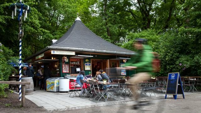 Englischer Garten Frankfurt münchner kioske milchhäusl am englischen garten münchen