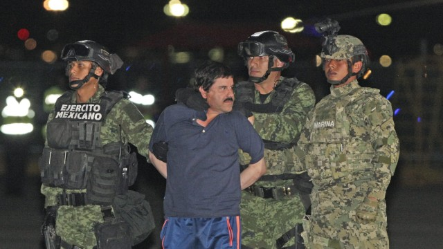Mexican Government allows extradition to the US of 'El Chapo' Guz