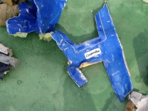 Debris from the missing EgyptAir MS804 flight