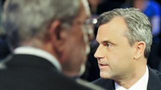 Wahl in Österreich Kopf-an-Kopf-Rennen in Österreich