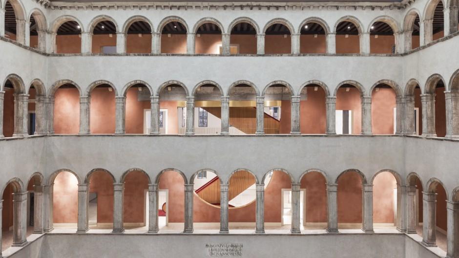Fondaco dei Tedeschi, Venedig