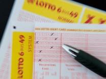Lotto-Spieler plötzlich um 37 Millionen Euro reicher