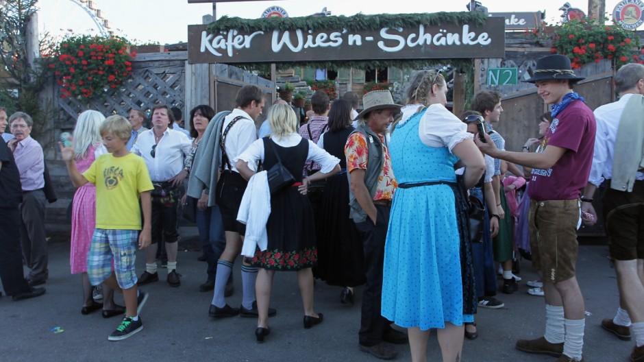 Oktoberfest 2011 - Last Day