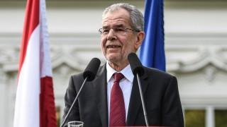 Austrian Greens candidate Van der Bellen wins Austria presidentia
