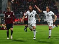 1. FC Nuernberg v Eintracht Frankfurt - Bundesliga Playoff Leg 2