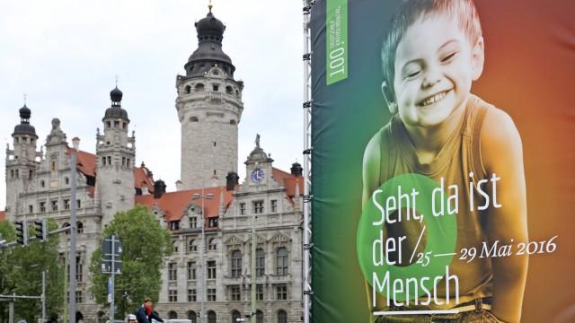 Vor dem 100. Deutschen Katholikentag in Leipzig