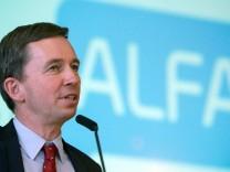 Gericht untersagt Partei von Bernd Lucke den Namen Alfa
