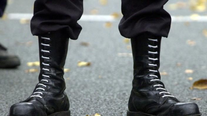 Razzia gegen Neonazi-Gruppe in neun Bundesländern