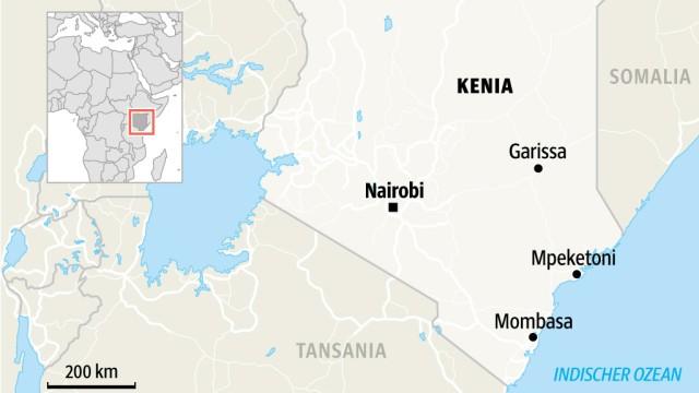 Kenia Tourismus in Zeiten des Terrors