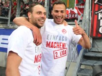 Rico Benatelli und Adam Jabiri