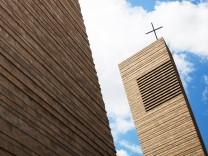 Neue katholische Propsteikirche Leipzig