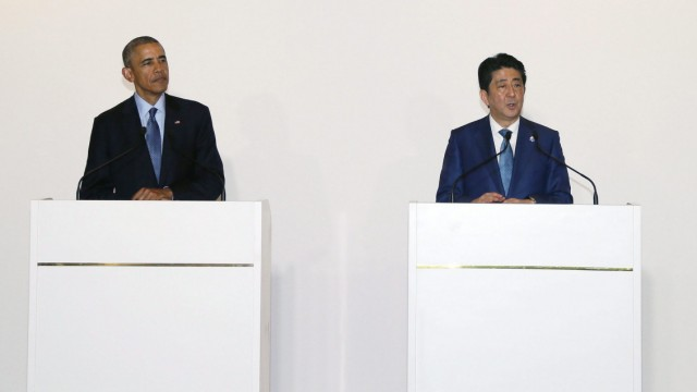 G7 Ise-Shima Summit - preview