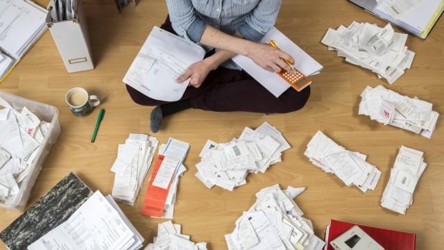 Immobilien, Mieten und Wohnen Steuererklärung