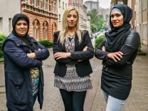 Libanesisch-Kurdische Frauen gegen Gewalt in Essen