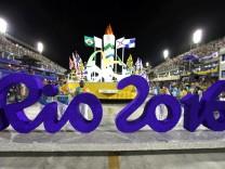 Rio de Janeiro 2016 - Sambodromo