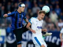 SF Lotte v Waldhof Mannheim  - 3. Liga Playoff Leg 1
