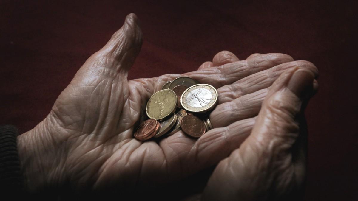 Was von der Rente bleibt