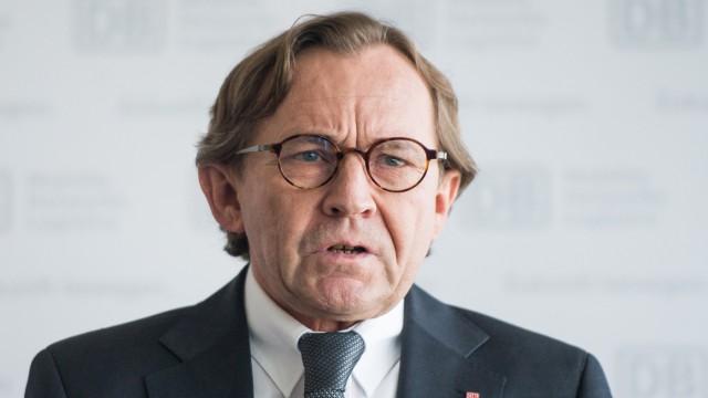 Deutsche Bahn - Ulrich Weber