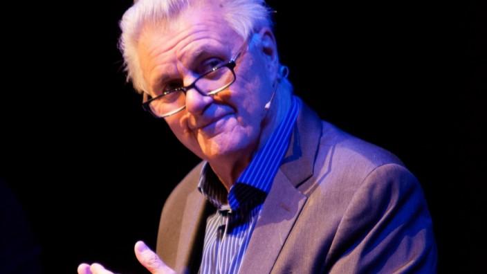 John Irving im Residenztheater
