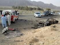 Taliban leader Mullah Mansoor said to be killed in US strike