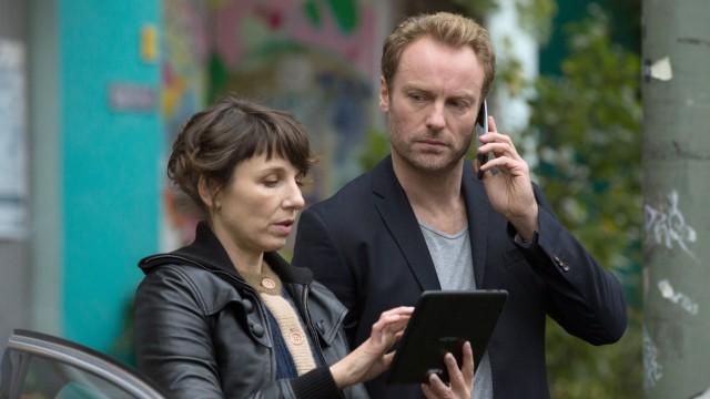 Tatort: Wir - Ihr - Sie; Tatort Berlin rbb Wir Ihr Sie Meret Becker Mark Waschke
