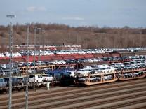 Schmuckfoto  Güterbahnhof München Nord