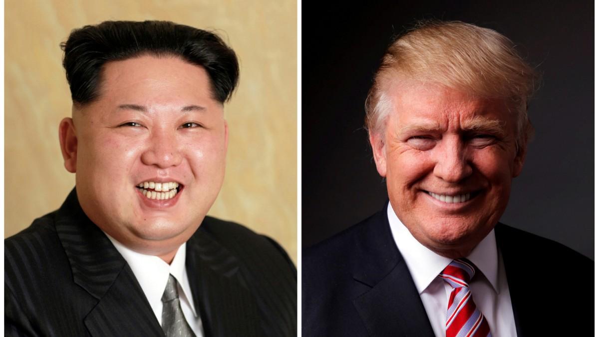 """Nordkoreanische Wahlempfehlung: """"Trump ist ein weiser Politiker"""""""
