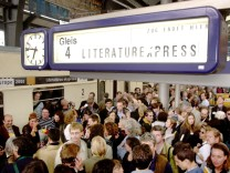 Literaturexpress in Berlin