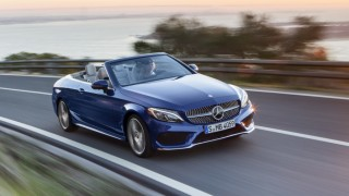 Das Neue C Klasse Cabrio Mercedes Für Unvernünftige Auto Mobil