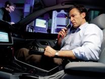 Programmierung der Spracheingabe bei BMW